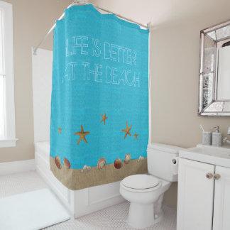 Curtains Ideas beach shower curtain : Beach Life Shower Curtains | Zazzle