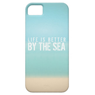 Life is Better by the Sea Beach Landscape Case