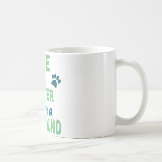 Life is Better Dachshund Coffee Mug