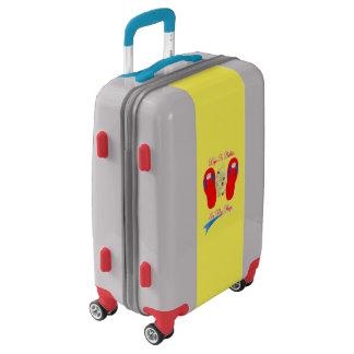 Life Is Better In Flip Flops Cute Summery Luggage