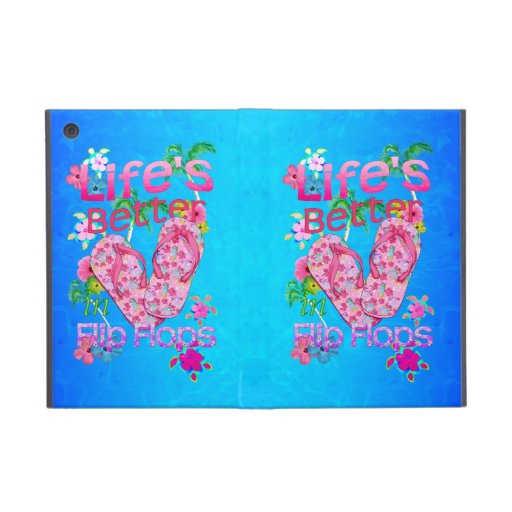 Life Is Better In Flip Flops Cover For iPad Mini