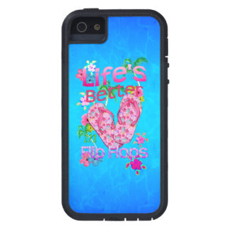 Life Is Better In Flip Flops iPhone SE/5/5s Case