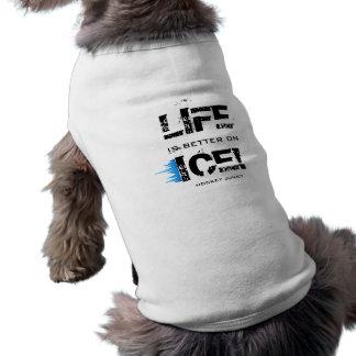 LIFE IS BETTER ON ICE! TEE