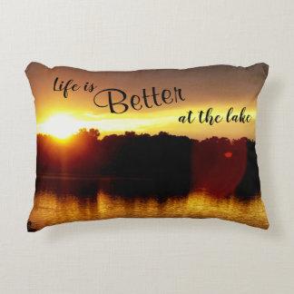Life Is Better Sunlight Accent Pillow
