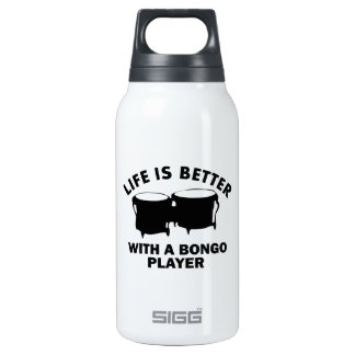Life is better with a alto bongo insulated water bottle