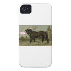 Case-Mate iPhone 4 Barely There Universal Case with Golden Retriever Phone Cases design