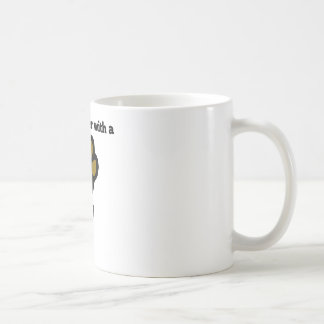 Life Is Better With A Pug Classic White Coffee Mug