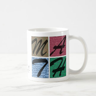 Life is Better with Math Coffee Mug