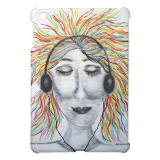 Life Is Better With Music Art iPad Skin iPad Mini Cover