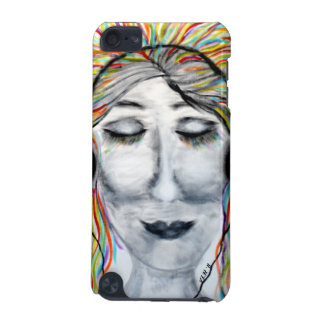 Life Is Better With Music Art iPod Touch 5G Covers