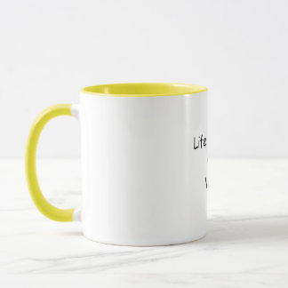 Life Is Better With Vodka Mug
