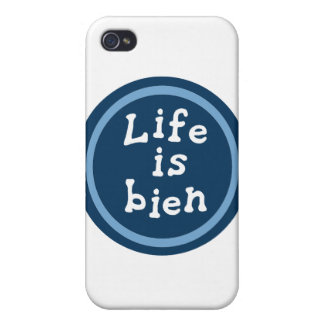 Life is bien cases for iPhone 4