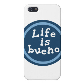 Life is bueno case for iPhone SE/5/5s