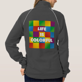 Life is Colorful Jacket