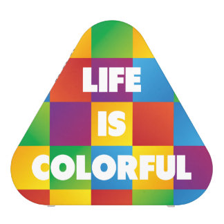 Life is Colorful Speaker