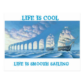 LIFE IS COOL POSTCARDS