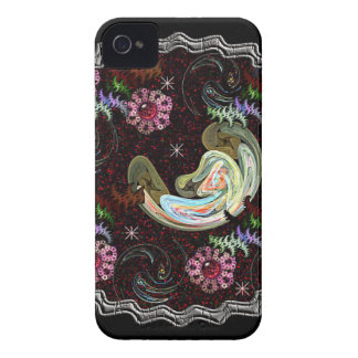 Life is Created iPhone 4 Case-Mate Case