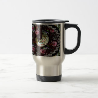 Life is Created Travel Mug