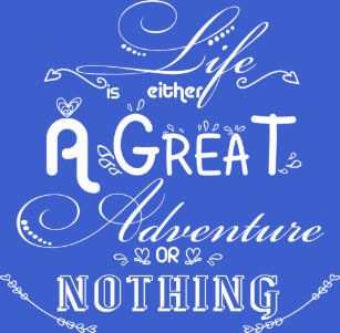 Adventure Or Nothing T Shirts T Shirt Design Printing Zazzle