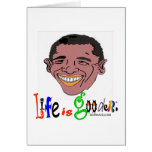 Life is Gooder Post Card