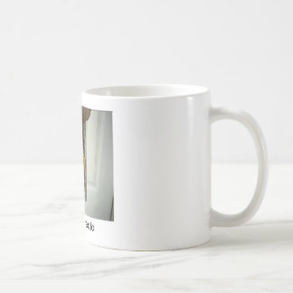 Life Is Greato Classic White Coffee Mug