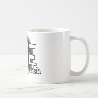 Life is Jewish Coffee Mug