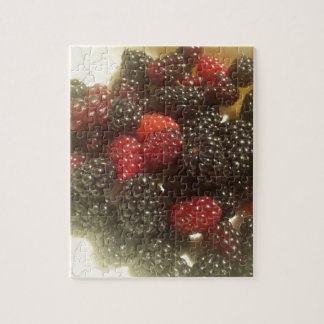 Life is just a bowl of berries jigsaw puzzles