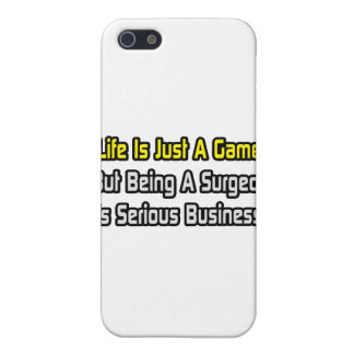 Life Is Just a Game .. Surgeon iPhone SE/5/5s Cover
