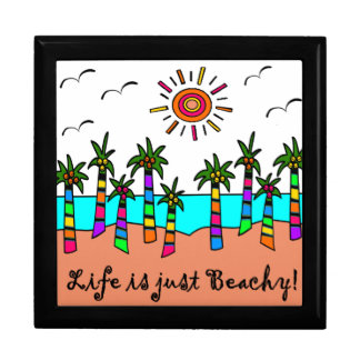 LIFE IS JUST BEACHY... GIFT BOX