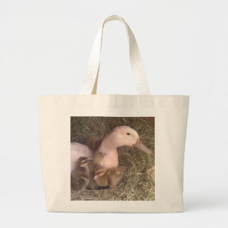 Life is just ducky tote bags