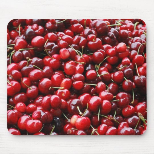 Life is Like a Bowl Of Cherries Mouse Pad