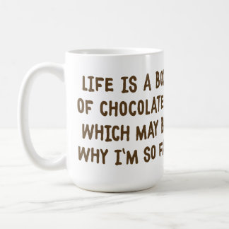 Life Is Like A Box of Chocolates Mug