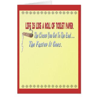 Life Is Like... Card