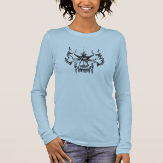 Life is limitted, death is eternal long sleeve T-Shirt