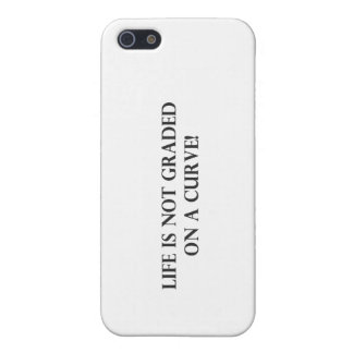 Life is Not Graded on a Curve.pdf iPhone SE/5/5s Cover