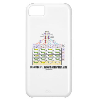 Life Is Nothing But A Segregated Independent iPhone 5C Case