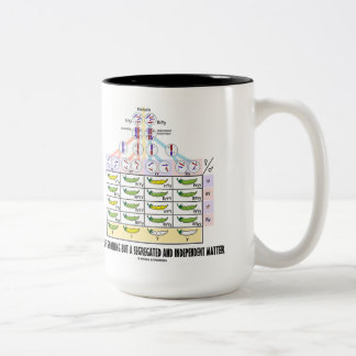Life Is Nothing But A Segregated Independent Two-Tone Coffee Mug