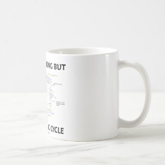 Life Is Nothing But An Organic Cycle (Krebs Cycle) Coffee Mugs