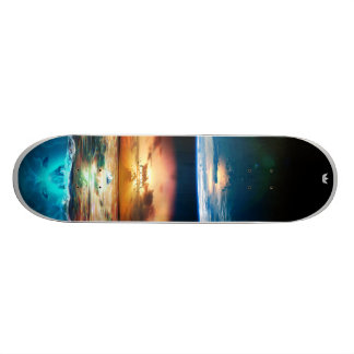 Life Is Our heaven Skateboard Deck