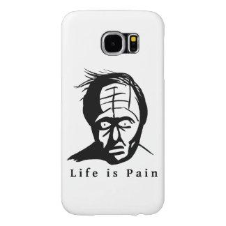 Life is Pain - Dark humour