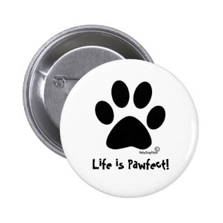 Life is Pawfect at BabyDogStyle, Pin!