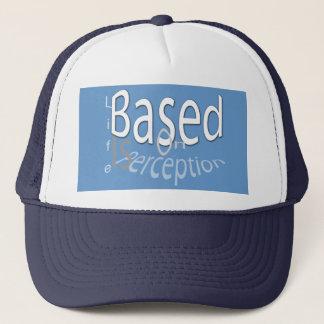 Life Is Perception Trucker Hat