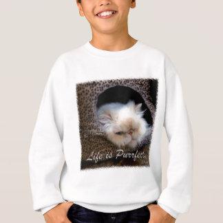Life is Purrfect Sweatshirt