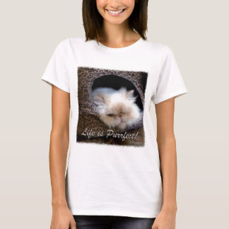 Life is Purrfect T-Shirt