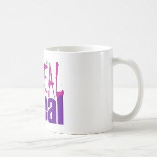 Life is Real Mug