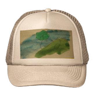 life is shady trucker hat