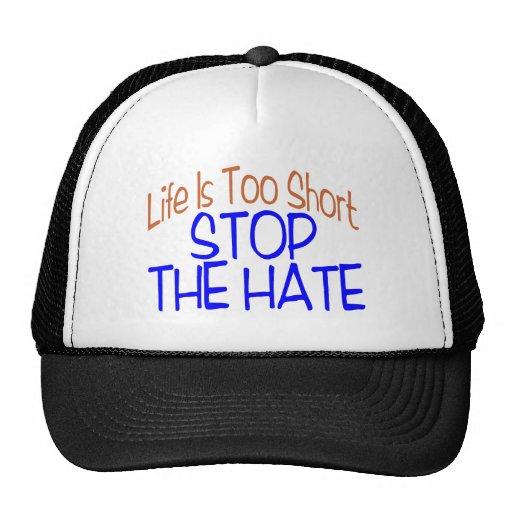 Life Is Short Hats