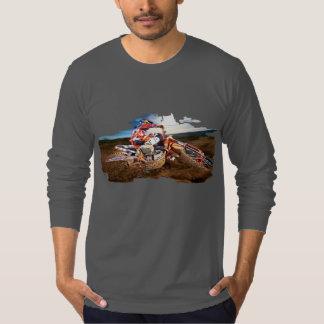 Life is Short MotoCross Tee Shirt