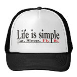 Life is Simple Trucker Hat