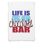 Life is So Chocolate Bar iPad Mini Cover